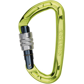 Edelrid Pure Screw Karabine, oasis